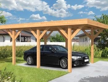 Overkapping / Carport